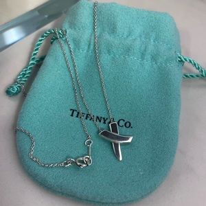 Authentic Tiffany & Co Paloma Picasso necklace